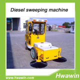 Strada di città di vendita calda Guidare-sulla spazzatrice di strada del combustibile diesel