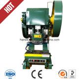 Prensa de potencia de Machinical del acero inoxidable de la buena calidad de la serie de J23-10t