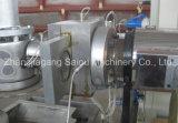 Os flocos do frasco do HDPE recicl a máquina plástica Waste da peletização