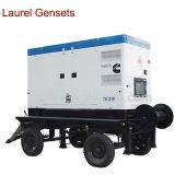 휴대용 Diesel Generator /Trailer Genset 25kVA Cummins Engine