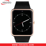 Gt08 originale Fitness Android 2g Phone Bluetooth Smartwatch con Nfc/Camera/Pedometer