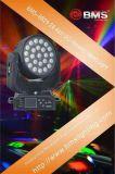 24PCS RGBW 4 in 1 LED Moving Head Wash Light