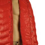 Конструкция способа куртки куртки зимы людей вниз Ultralight вниз складная вниз оперяется куртка