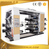 Machine d'impression flexographique de six couleurs (NuoXin)