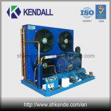 냉장계를 위한 공기 Coolded Semi-Hermetic 압축 단위