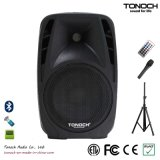 Professionista 8 Inches Loudspeaker con Bluetooth e Battery