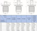 Industrielles zerstörungsfreie Prüfung panoramisches keramisches x-Strahl-Vakuumrohr-Gefäß