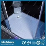 Projeto novo cabine computarizada do chuveiro com a roda dobro do rolo (SR115M)