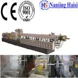 LDPE HDPE PP 필름 알갱이로 만드는 기계 Line/PE PP 필름 작은 알모양으로 하기 기계 선 또는 낭비 플라스틱 과립