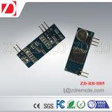 Le meilleur module de récepteur du Superheterodyne 433MHz rf des prix pour le système d'alarme Zd-Rb-H06 d'automobile