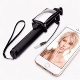 Ручка Selfie Monopod Selfie фабрики оптовая миниая с зеркалом для Smartphone (T1301)