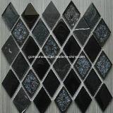 Mosaico de cerámica del hielo mezclado de cristal del crujido de 2016 maneras (OYT-S01)