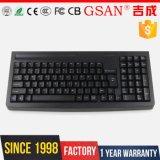 Клавиатура POS ключей клавиатуры компьютера 104