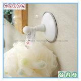 Крюк вешалки полотенца вспомогательного оборудования ванной комнаты санитарной установленный стеной одиночный