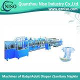 Высокоскоростная машина пеленки младенца с SGS от Китая (YNK400-FC)