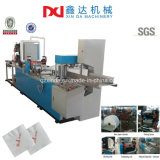 Automatisches Printing Serviette Paper Machine zu Embossed Folder Tissue Napkin Manufacturer