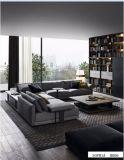 Moderne Fabric Sofa met SHAPE van U voor Corner Sofa