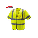 Luvas de reflexão da polícia de trânsito de algodão (FGST-WW02 (algodão))