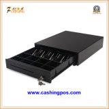 Сверхмощный ящик наличных дег для кассового аппарата Qe-500 POS для системы POS
