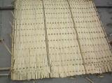 Behandelen van de Omheining van het Bamboe van het blad het Gespleten