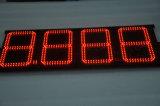 """屋外ガソリン価格LEDの印8 """" Display/7セグメントガス代の印"""