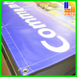 Digital Printing PVC Fabric Vinyl Flex Banner für Street Advertizing