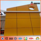 Bianco/external ACP/Acm Used di Orange PVDF Coating in Building Wall (AF-380)