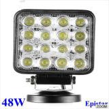 高品質IP67 Epistar LEDs 48W極度の明るいLED作業ライト