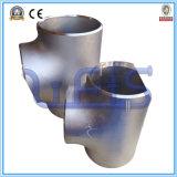 Te inoxidable del tubo de acero Bws31500