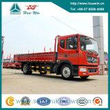 Euro IV de camion de cargaison de la tonne 4X2 de Dfca 14