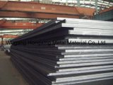 Placa de acero poco aleada y de alta resistencia (SS490)