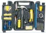 Jogo Multifunction da caixa de ferramentas do PCS do artigo 142 da ferragem, nomes elétricos das ferramentas do jogo de ferramenta