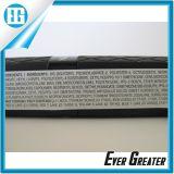Aufkleber-Drucken der Barcode-Scannen Nicht-Trockner anhaftende Brown-Kennsatz