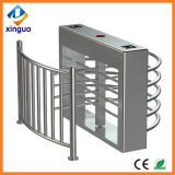 RFIDのアクセス制御二重完全な高さの回転木戸か歩行者の回転木戸