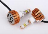 Nuovo faro H8 H9 H11 H16 9005 dei Crees 40W LED di arrivo 9006 H4 H13 9004 faro dell'automobile di 9007 H7 LED