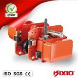 Zwei - Geschwindigkeit elektrische Laufkatze verwendet für elektrische Hebevorrichtung