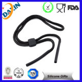 Black Silicone Eyeglasses Temple Tips & Optical Glasses Sleeve Covers