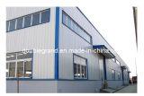 Construcción prefabricada flexible del almacén del marco de acero (DG1-060)
