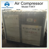 Máquina de compressão de ar de parafuso para máquina de termoformação (YXKY22A)