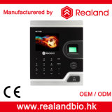 Sistema biométrico do comparecimento do tempo do controle de acesso do smart card da impressão digital de Realand