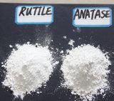高い着色力のチタニウム二酸化物TiO2のルチルおよびAnatase