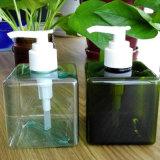 De aangepaste Vierkante Kosmetische Fles van de Fles van de Fles 250ml Plastic