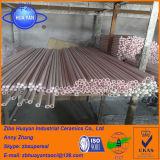 Allumina di ceramica su ordinazione 99.5/99.7 tubi in Cina