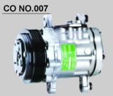 compressore automatico di CA della vite 7seu16c, compressore dell'automobile