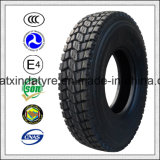 Neumático radial 10.00r20 11.00r20 12.00r20 del carro de la alta calidad de St928 Doupro Rockstone