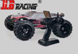 4WD 2.4G 고속 1:10 가늠자 RC 모형 트럭