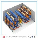 Завод разносторонний Overstock шкаф Cantilever хранения стальной трубы оборудования пакгауза логистический