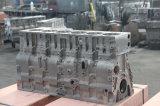bloco de cilindro 4946152 do motor da máquina escavadora de 6lt Isl 5260558 4928830 para Cummins