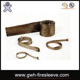 Feuerfeste Basalt-Faser-Bänder u. Hülse