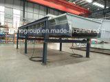 Clasificadora material fina con la estructura de acero de la estructura